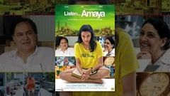 "Listen Amaya 2013 ""Hindi Full Movie 2013"" I Farooq Shaikh Deepti Naval Swara Bhaskar"