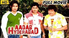 Aadab Hyderabad Full Length Comedy Movie Hyder Aali Mujitaab Shalimar Cinema