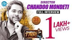 Premam Director Chandoo Mondeti Interview | Frankly With TNR 38 | Talking Movies With iDream 225