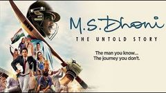 M.S Dhoni The Untold Story [2016] Telugu Dubbed Full Movie | Telugu Palaka |