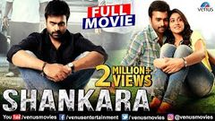 Shankara Full Hindi Dubbed Movie | Nara Rohit | Regina Cassandra | Hindi Dubbed Action Movies