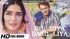 Dil Diya Dard Liya - Super Hit Hindi Full Movie