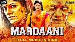 MARDAANI - Blockbuster Hindi Dubbed Full Action Movie | South Indian Movies Dubbed In Hindi