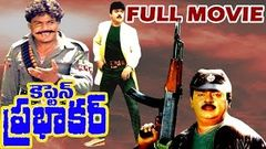 Captain Prabhakar Telugu Full Movie - Vijayakanth, Ramya Krishna - V9videos