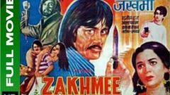 Zakhami Full Movie | Sunil Dutt,  Asha Parekh,  Tariq Khan,  Rakesh Roshan,  Reena Roy,  Helen Old Hindi