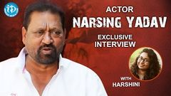Actor Narsing Yadav Exclusive Interview Talking Movies With iDream 280