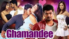 Vijay Latest Hindi Dubbed Movie | Ghamandee Full Movie | Vijay Movie | Bipasha Basu | Genelia D& 039;Souza