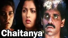Chaitanya | Full Telugu Movie | Akkineni Nagarjuna, Gautami