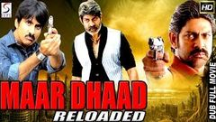 Maar Dhaad (Deadly 2) Hindi Dubbed Full Movie | Aditya Meghana Suhasini Devaraj