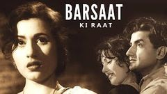 BARSAAT KI RAAT | FULL HINDI MOVIE | SUPERHIT HINDI MOVIES (SUBTITLED) | MADHUBALA - BHARAT BHUSHAN