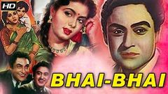 भाई भाई | Bhai Bhai 1956 Classic Hindi Movie | Ashok Kumar, Kishore Kumar, Nimmi