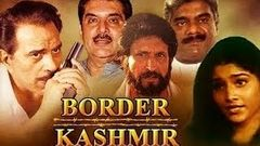 Border Kashmir Full Hindi Movie 2002 | Dharmendra, Dinesh Hingoo, Anjali Kholapure [HD]