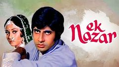 Ek Nazar (1972) (HD) | Amitabh Bachchan | Jaya Bachchan | Raza Murad | st Bollywood Movie