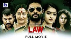 LAW Love And War Full Movies | 2019 Latest Telugu Movies | Kamal Kamaraju, Mouryani