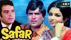 Safar 1970 | Dramatic Movie | Sharmila Tagore, Rajesh Khanna, Feroz Khan, Ashok Kumar