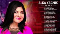 ALKA YAGNIK Hit SOngs | Best Of Alka Yagnik - Latest Bollywood Hindi Songs , Golden Hits