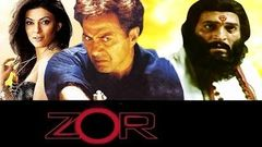 Zor (1998) Full Hindi Movie | Sunny Deol Sushmita Sen Milind Gunaji Om Puri Anupam Kher