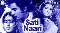 Sati Naari - Anita Guha, Manhar Desai - Classical Hit B&W Movie - In HD
