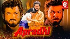 Apradhi - Bollywood Action Movies | Anil Kapoor, Chunky Pandey & Shilpa Shirodkar | Superhit Movies