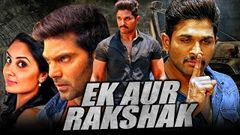 Allu Arjun Super Hit Telugu Hindi Dubbed Movie Ek Aur Rakshak | Arya, Bhanu Sri Mehra