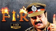 F I R Malayalam Full Movie 1999 HD | Suresh Gopi | Malayalam Action Movies Full Online
