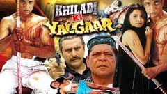 Khiladi Ki Yalgaar II Latest Hindi Full Movie II Hindi Action New Movie HD Movie