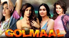 Golmaal Full Hindi Dubbed Movie | Prabhu Deva, Nikki Galrani, Adah Sharma