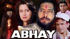 Abhay Full Movie | Nana Patekar Movie | Moon Moon Sen | Hindi Horror Movie