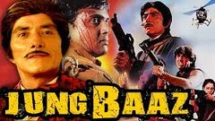 Jung Baaz (1989) Full Hindi Movie | Govinda Madakini Danny Denzongpa Raaj Kumar Prem Chopra