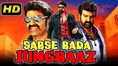 Sabse Bada Jungbaaz (Narasimha Naidu) Telugu Hindi Dubbed Full Movie | Nandamuri Balakrishna, Simran