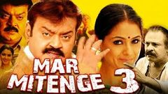 Mar Mitenge 3 (Ramanaa) Full Hindi Dubbed Movie | Vijayakanth Simran Mukesh Rishi