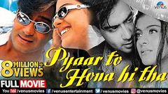 Pyaar To Hona Hi Tha (HD) Full Hindi Movie | Ajay Devgn | Kajol | Hindi Romantic Comedy Movie