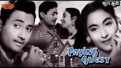 Paying Guest 1957 Full Movie | Dev Anand, Nutan | Hindi Classic Movies | Nutan , Dev Anand