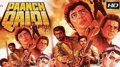 Hum Paanch - Hindi Full Movie - Sanjeev Kumar - Mithun Chakraborty - Shabana Azmi
