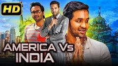 America Vs India 2 (2019) Telugu Hindi Dubbed Full Movie | Vishnu Manchu Brahmanandam
