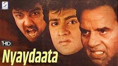 Nyaydaata - Dharmendra Action Movie - HD