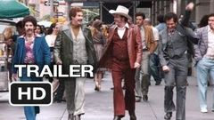 Anchorman 2: The Legend Continues Official Trailer 1 (2013) - Will Ferrell Movie HD