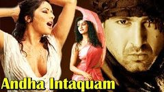Andha Intaquam | Action Movie | Ronit Roy | Shanti Priya | Avtar Gill | Full Action Romantic Movie