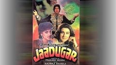 Jaadugar Hindi Full Length Movie | Amitabh Bachchan | Jaya Prada | Aditya Pancholi | TVNXT Hindi