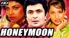 Honeymoon 1992 - Comedy Movie | Rishi Kapoor, Varsha Usgaonkar, Ashwini Bhave