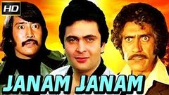 Janam Janam Ka Saath Hai | Janam Janam 1988 Full Hindi Movie Rishi Kapoor Danny Denzongpa Amrish