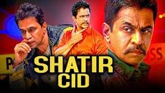 Shatir CID New South Indian Movies Dubbed in Hindi 2019 Full | Arjun Sarja, Prasanna