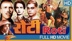 Roti (1942) Hindi Full Length Movie | Chandramohan, Sheikh Mukhtar, Sitara Devi | Hindi Old Movies