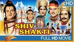 Shiv Shakti - Manhar Desai Anjana - Bollywood Drama Full Length Movie