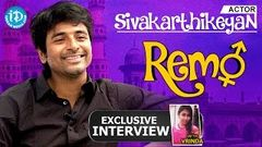 Sivakarthikeyan Exclusive Interview Remo Movie Talking Movies With iDream 186 | Remo
