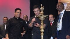 Aamir Khan Kamal Haasan give memorable start to CIFF | Chennai Film Festival