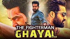 Jr NTR Blockbuster Hindi Dubbed Action Movie The Fighterman Ghayal (Ashok) | Prakash Raj