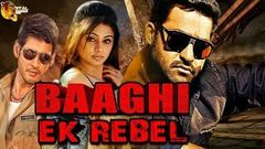 Baaghi 2018 The Real Fight | Full Hindi South Action Dubbed Movies