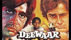 DEEWAR(1975) full movie with English subtitles(HD)