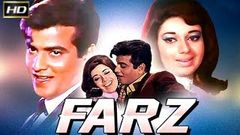 Farz फर्ज Full Hindi Movie Jeetendra, Babita Kapoor Full HD Movie
